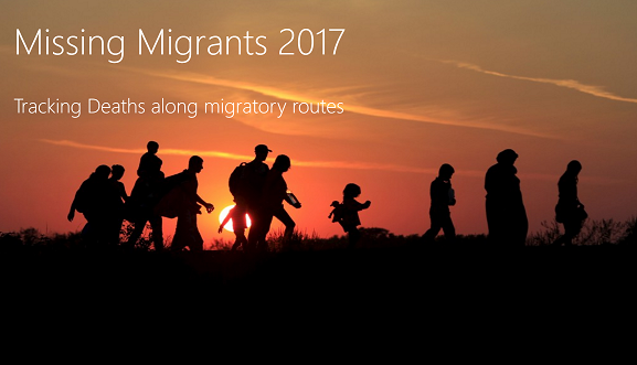 Missing Migrants - Tracking Deaths Along Migratory Routes