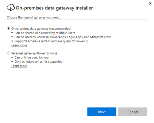 on-prem-data-gateway-install-powerbi