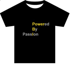 POWERed By passIon