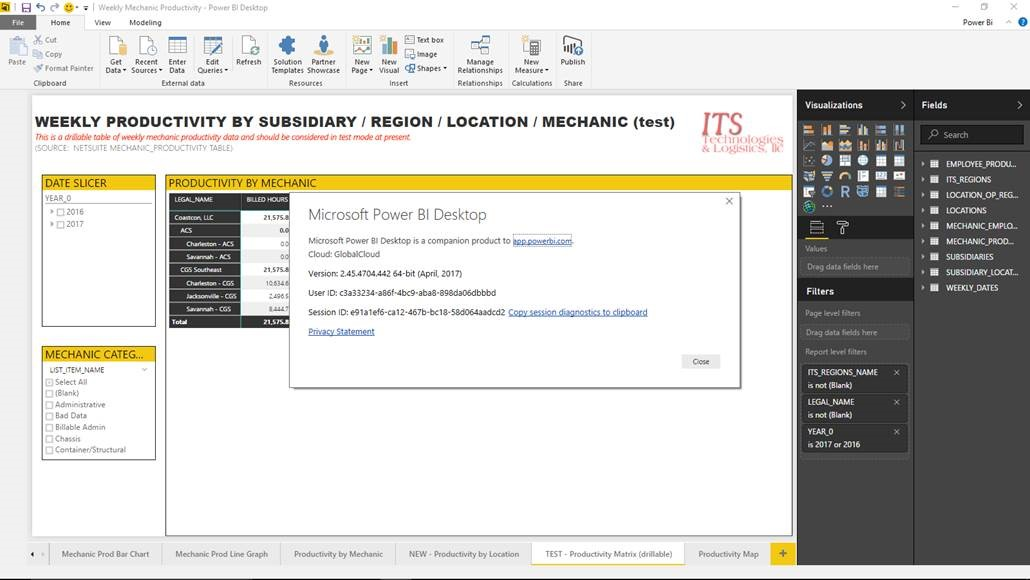 solved matrix preview include and exclude microsoft power bi community