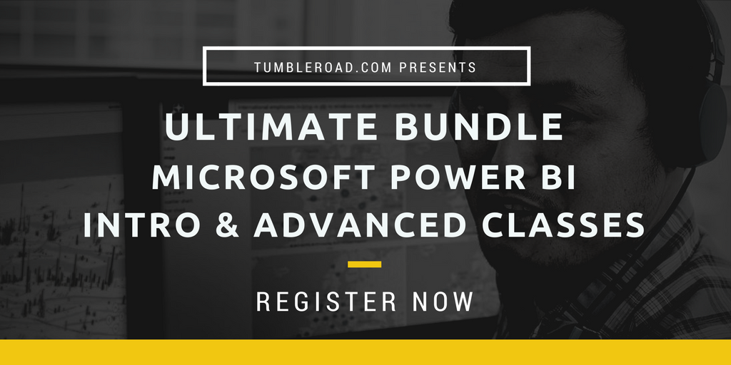 Ultimate Bundle - Intro and Advanced Power BI classes