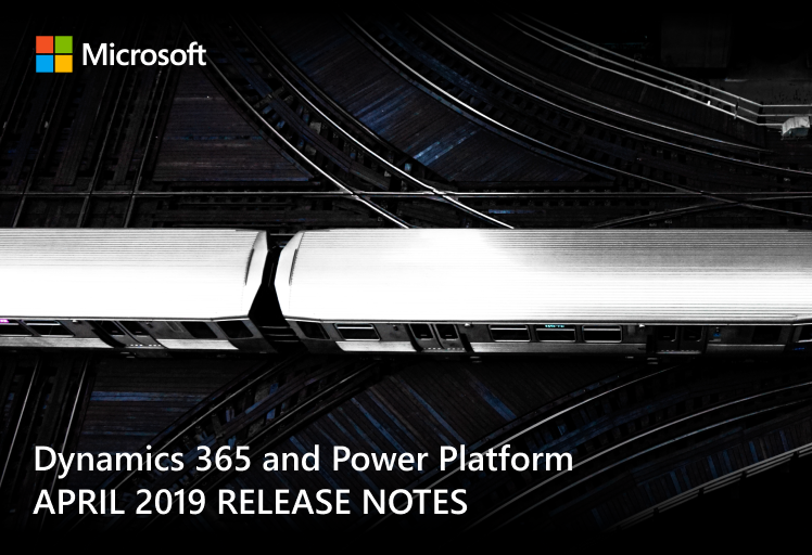 D365 and Power Platform Release Notes