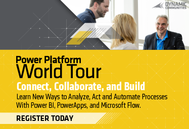 Power Platform World Tour