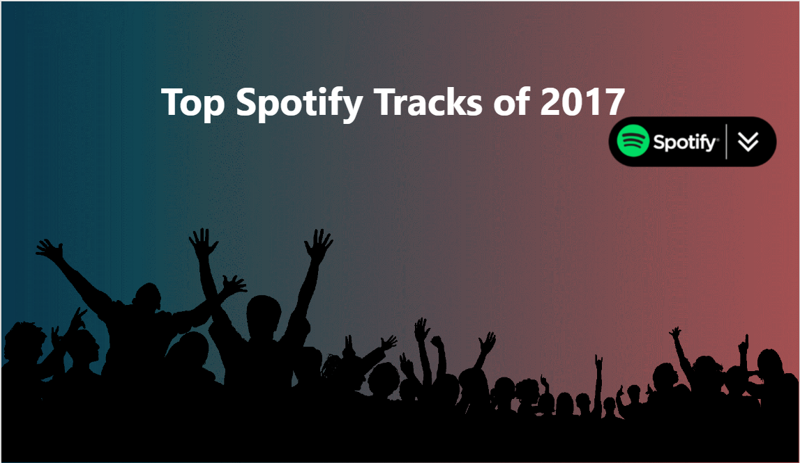 Top Spotify Tracks of 2017