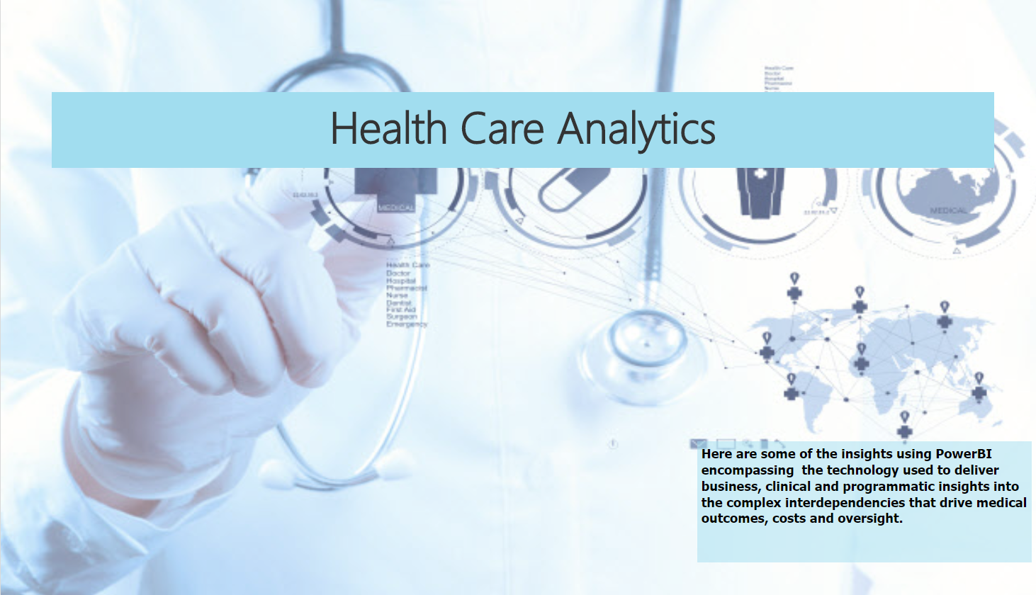 Heath Care Analytics
