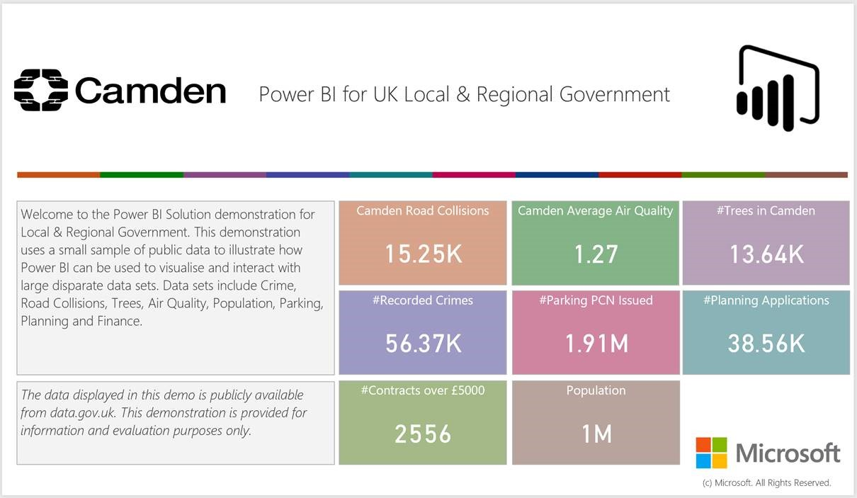 UK Public Sector Local & Regional Government