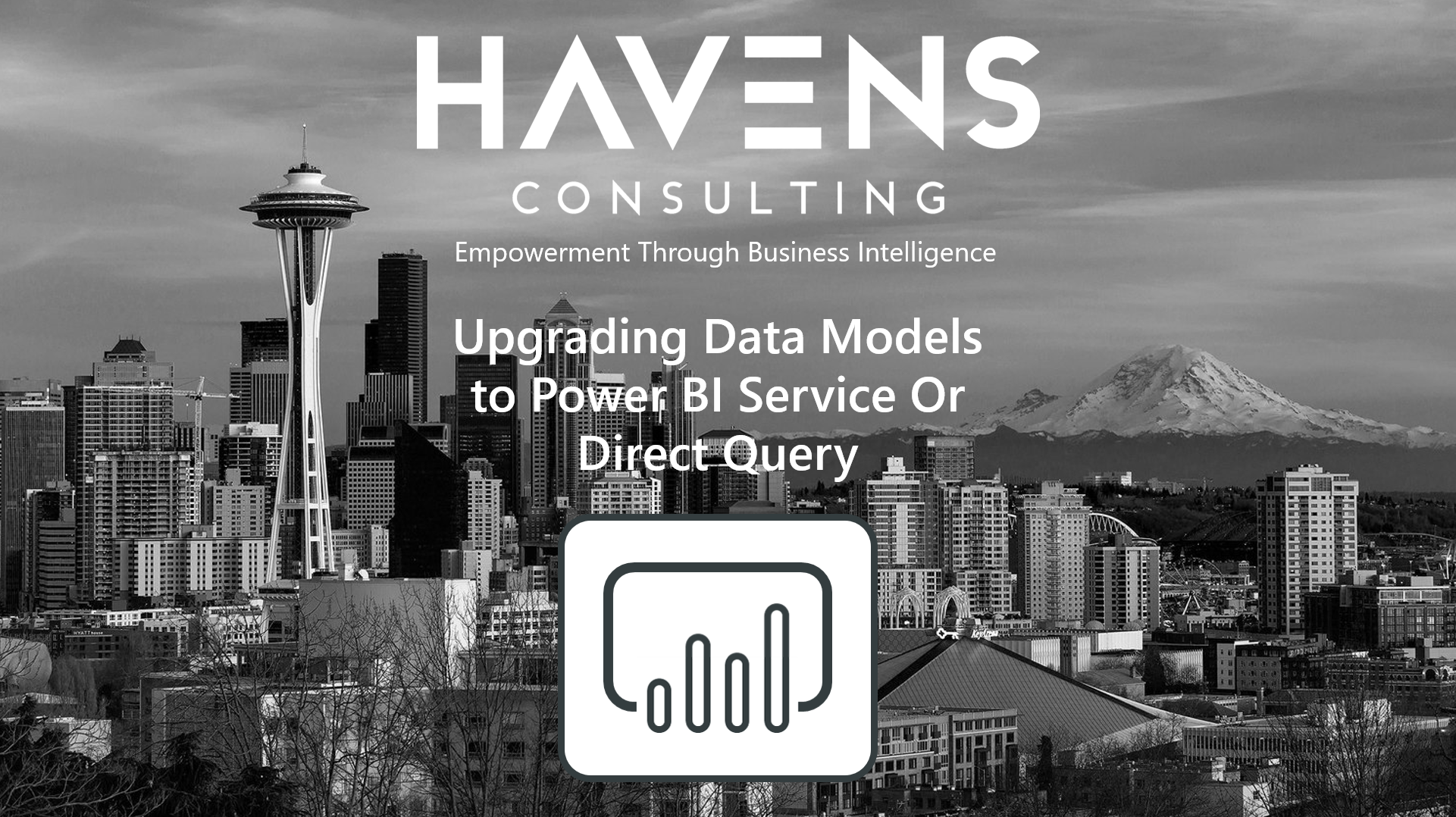 Upgrading Data Models to Power BI Service Or Direct Query