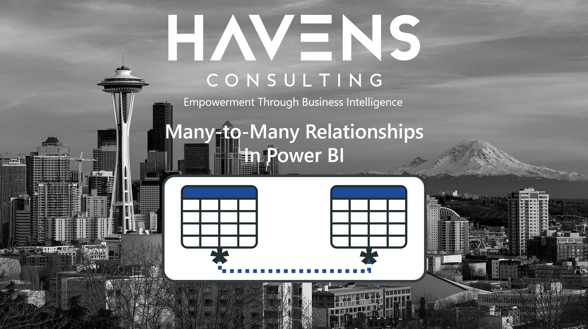 Power BI Feature Highlight: Many to Many Relationships!