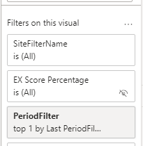 Filter config in PowerBI Desktop