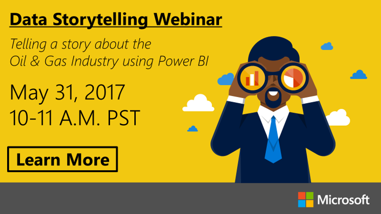 Webinar Wednesday: Data Storytelling