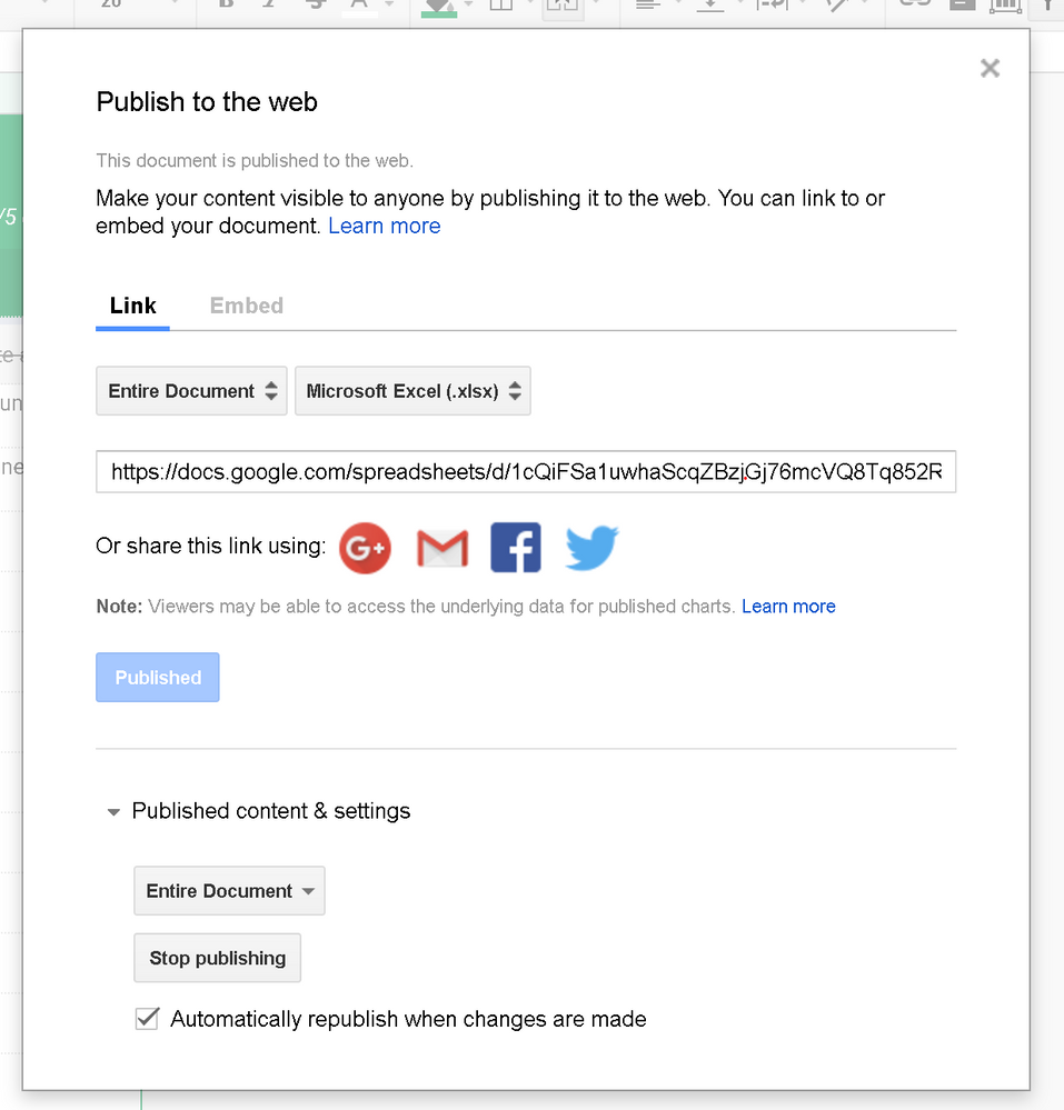 Google Sheets - Publish to web as Excel.PNG