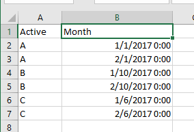 export data into .csv file