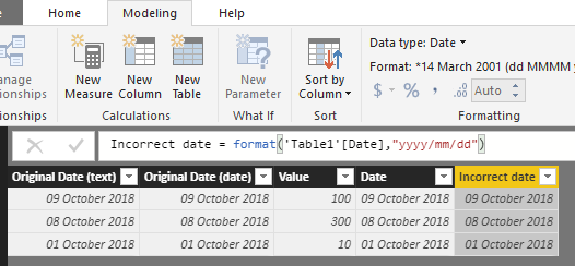 Solved Format Changes Date Ignores Locale Bug Or Feature Microsoft Power Bi Community