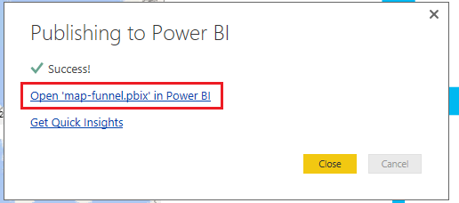 Solved: Whenever I log into the Power BI service I encount