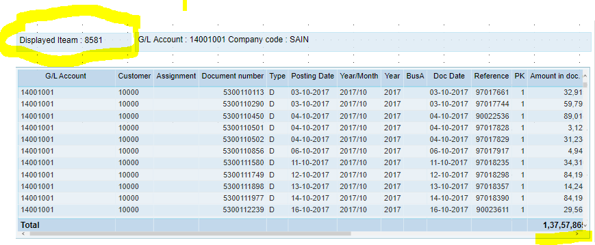 Solved: Table visual rows count - Microsoft Power BI Community