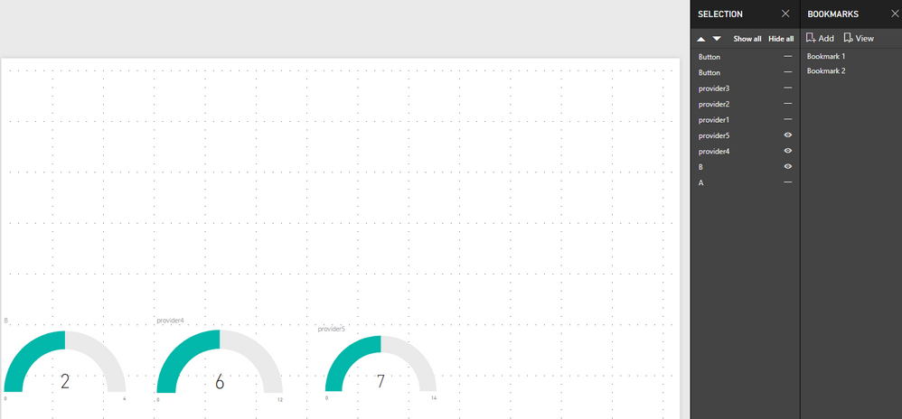 Solved: Help to build a report using Gauge charts  - Microsoft Power