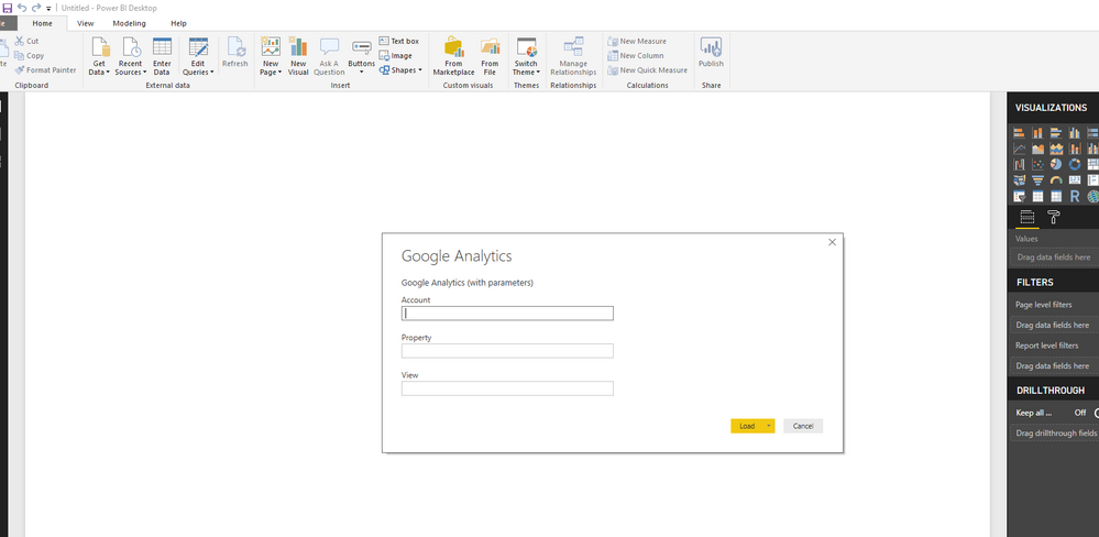 Google Analytics \