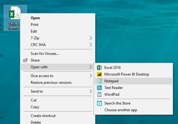 Solved: Exporting to Excel Truncates after 255 Characters