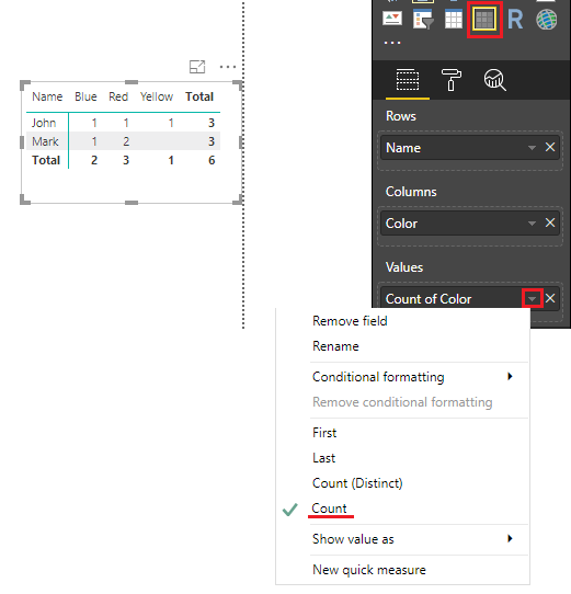 Solved: COUNTIFS Functionality in DAX - Microsoft Power BI