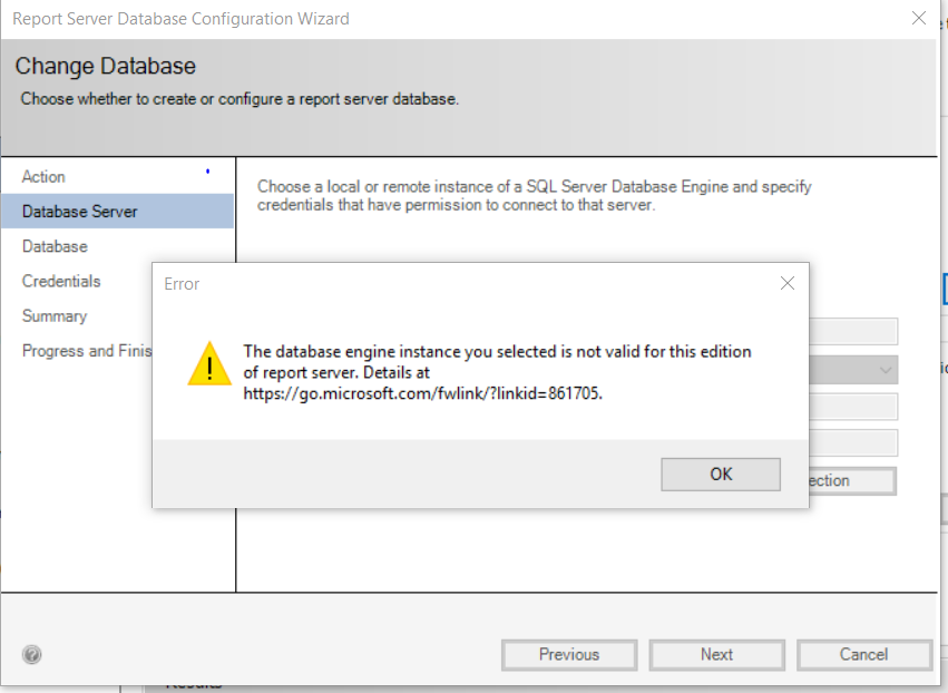 Solved: Power BI report server configuration issue