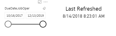 Format Date and Time - Microsoft Power BI Community