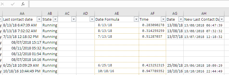 Change Date format in Query Editor - Microsoft Power BI