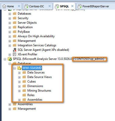Solved: Issue in Publishing Power BI Report Server with Lo