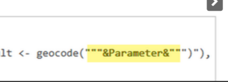 user parameter in dynamic query - Microsoft Power BI Community