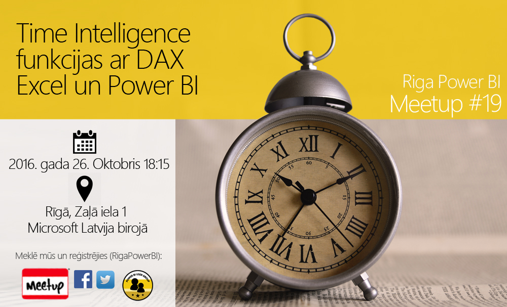 Time Intelligence functions (DAX) in Power BI and Excel