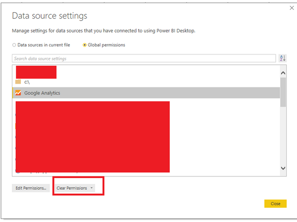 Solved: Issue Pulling Datasets from Google Analytics - Microsoft