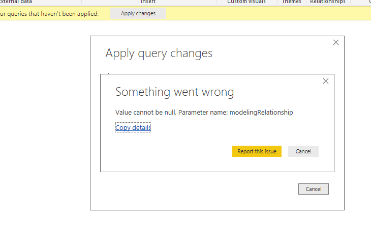 Solved: Get data from MS Access generates error: Value ca
