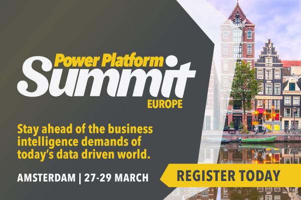 Power Platform Summit Europe