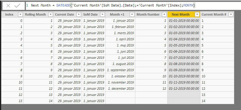 Next 12 months (DAX or M) table query - Microsoft Power BI Community