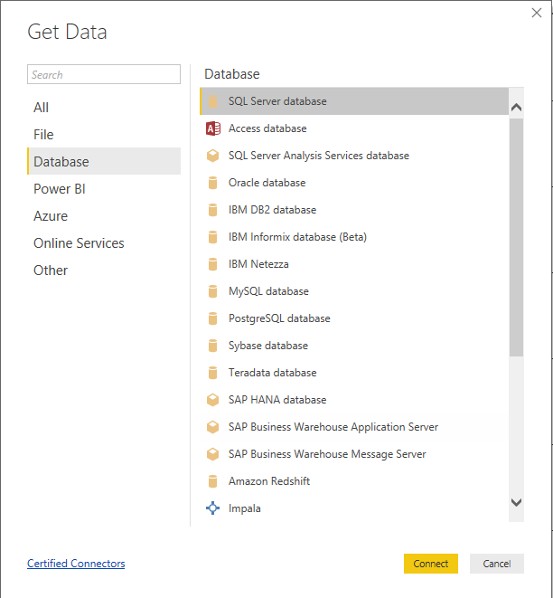 How get data directly from SAP ECC - Microsoft Power BI Community