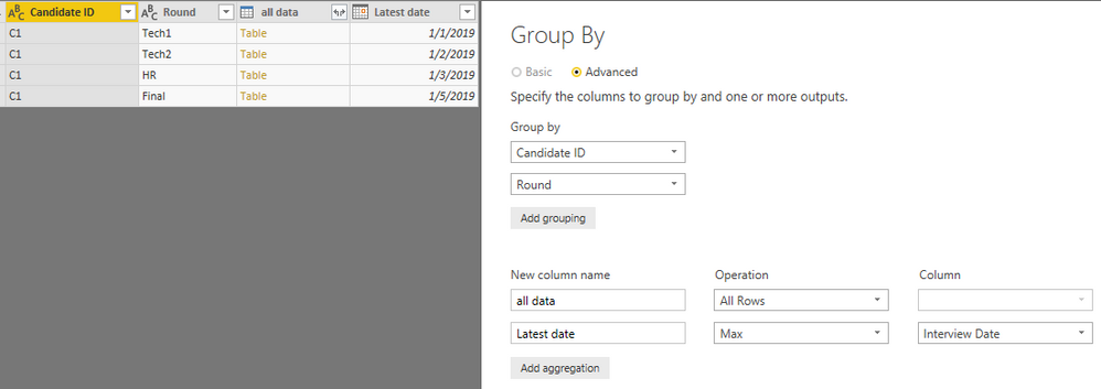 Solved: load latest date record - Microsoft Power BI Community