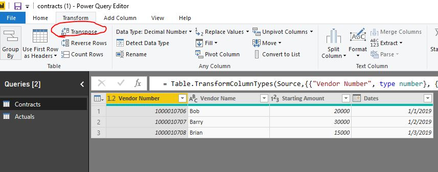 Power BI Match Column Headers and Fill Rows with s    - Microsoft