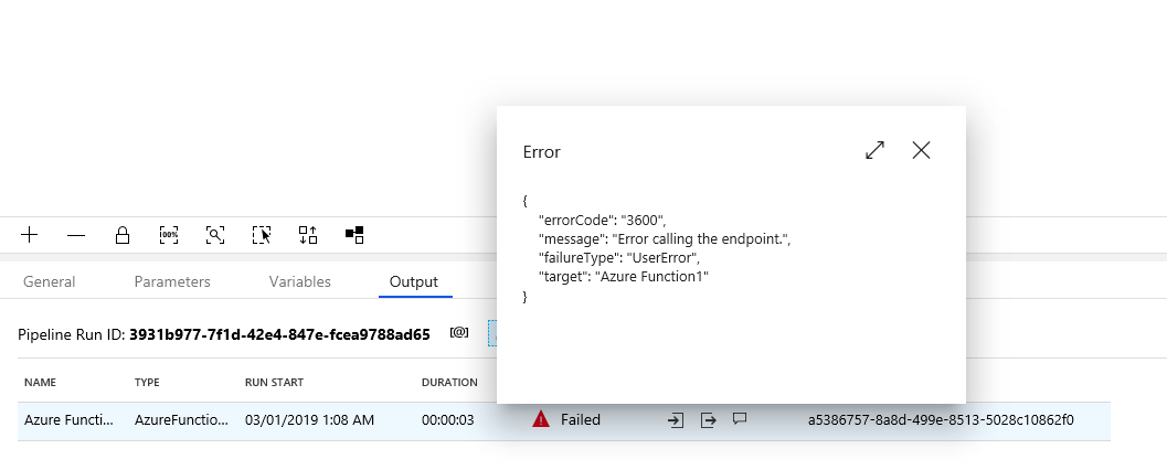 Solved: Dataset refresh with API in Data Factory with Azur
