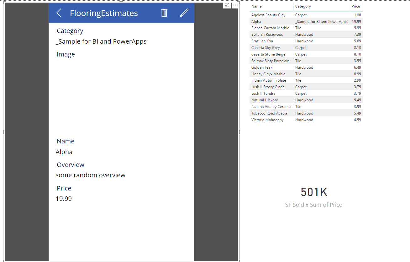 Solved: PowerApps and PowerBI integration - Microsoft Power