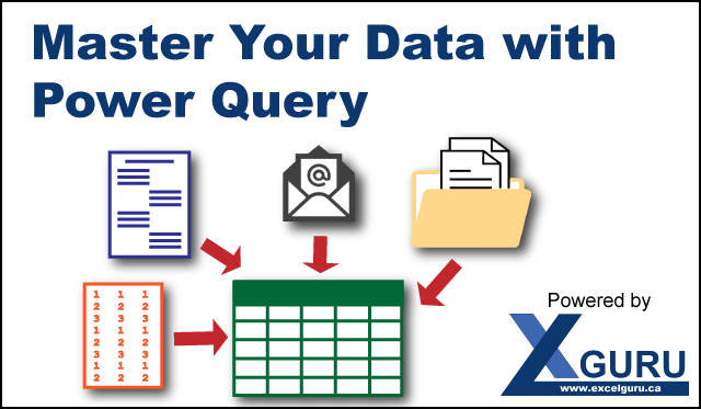 Live Hands-on Training: Master Your Data with Power Query