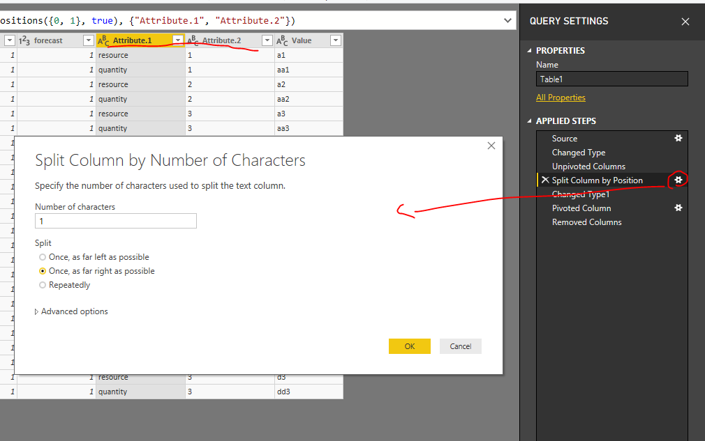Solved: Power Query copy columns to new table - Microsoft