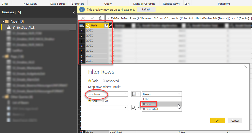 Solved: Power Query -