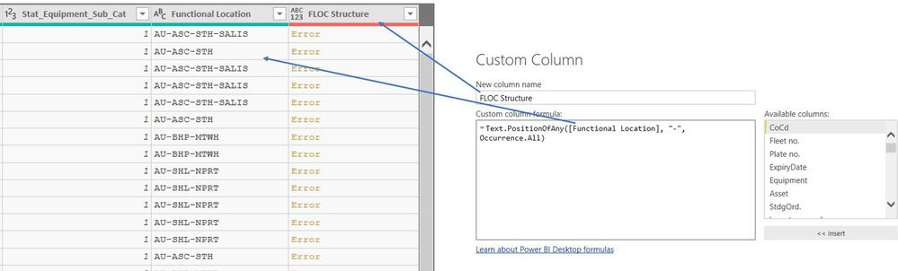 Solved: How to count a specify letter in a string in power