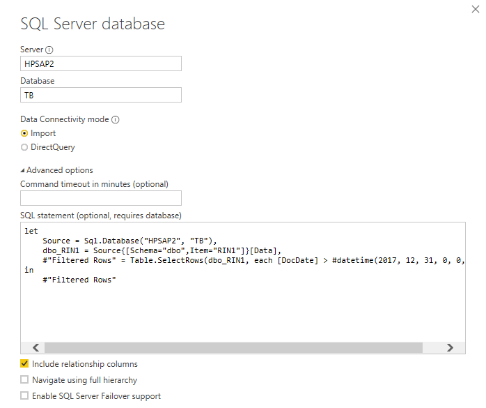 New to BI  Writing SQL queries to parse data  I am    - Microsoft