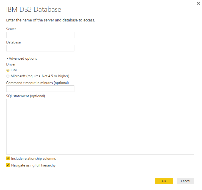 Solved: Cannot connect to AS400 via IBM DB2 database - Microsoft