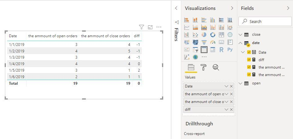 Solved: Mark as date table - How to - Microsoft Power BI