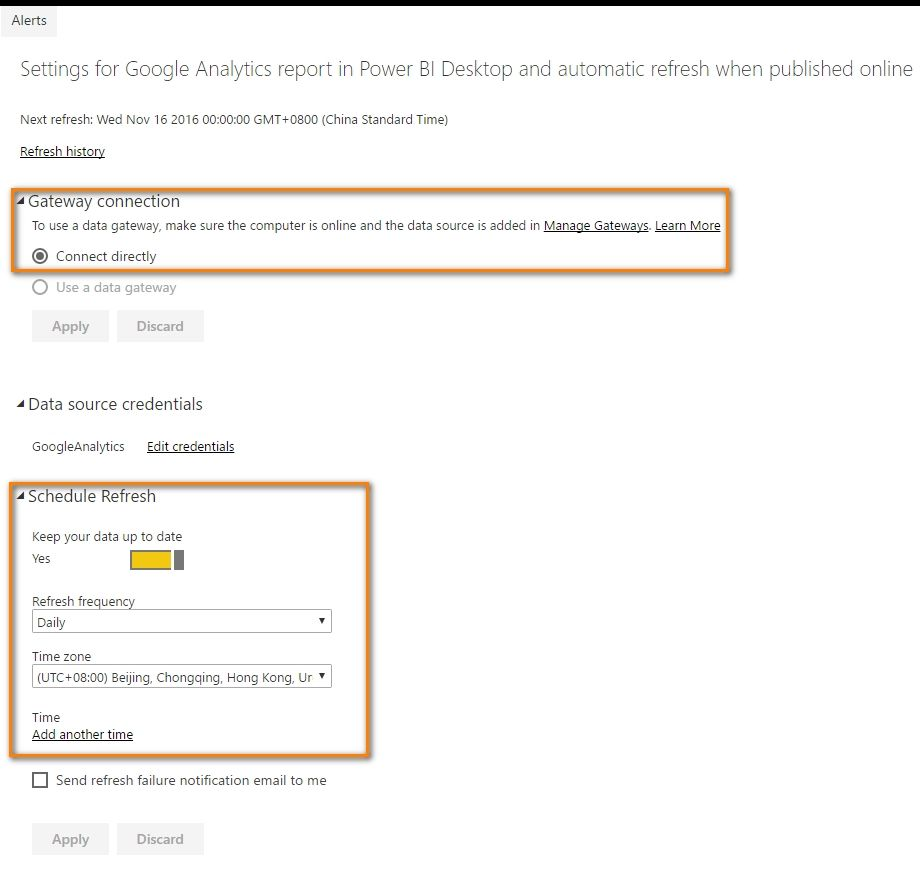 Google Analytics report in Power BI Desktop and automatic refresh when published online_2.jpg