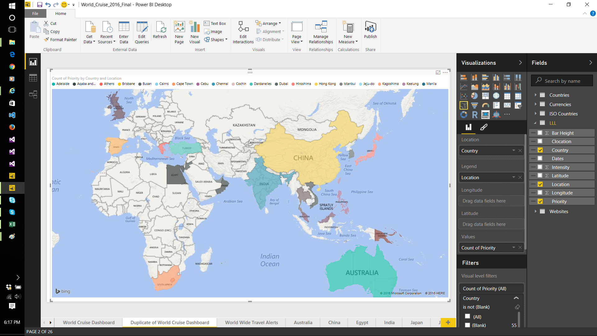 solved how to map latitude longitude microsoft power bi community