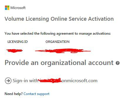 Fail To activation Power BI pro License - Microsoft Power BI