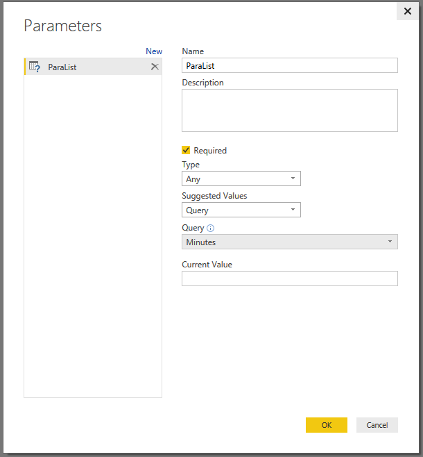 Solved: Passing a parameter to a URL - Microsoft Power BI Community