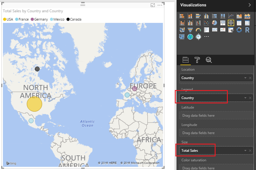 Solved MAP COLORS Microsoft Power BI Community - Map color legend